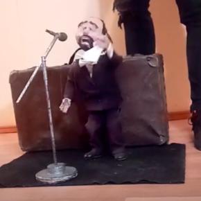 Salvador Levtraru  Cataldo Serón - marionetas(compañía alpejio)