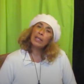 María TeresaOlivera Contador - Presentación Colectivo Teatral Voz de Mujer