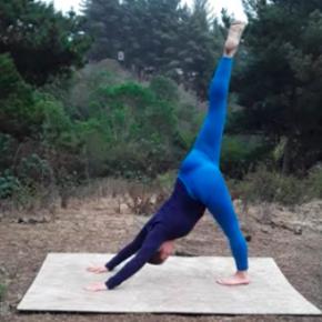 Consuelo Andrea Vergara Valenzuela - Yoga Flow