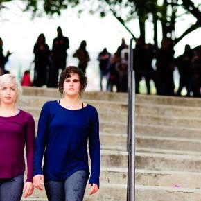 Decussation # 2, de Cia. Liliane Moussa, Quebec- Canadá/ Foto www.denisadonis.cl