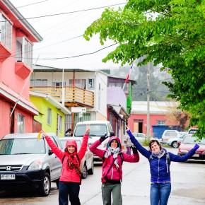y continuó el recorrido de intervenciones..../ Foto www.denisadonis.cl