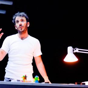 Pieza para pequeño efecto de Fabian Gandini de Argentina/ Foto www.denisadonis.cl