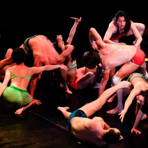 Loop 3 de Cia José Vidal en danzalborde / Foto José Villa Moreno