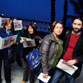foto apertura danzalborde 2012/ foto de www.denisadonis.cl