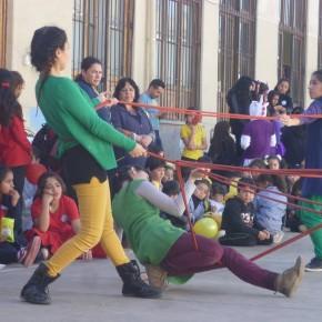 Escenalborde: mediaciones e intervenciones en El Quisco, Los Andes y La Ligua